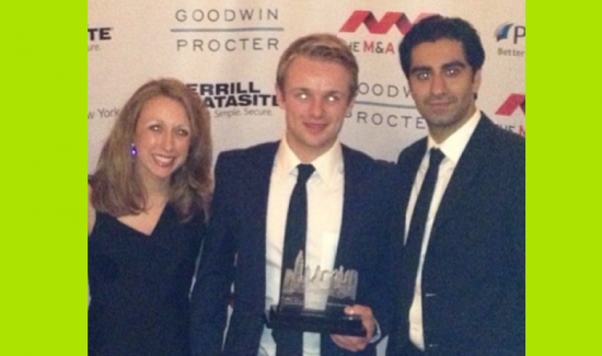 Accordion Wins ACG Consulting Firm of the Year.