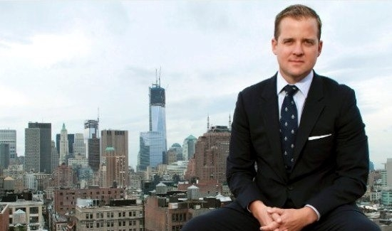 Nick Leopard: Wall Street's New 'It' Guy